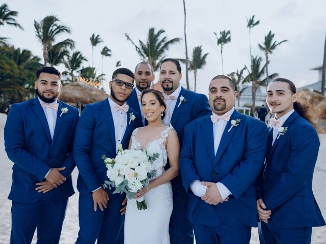 Miguel and Luisa's Wedding in Punta Cana, Dominican Republic 63