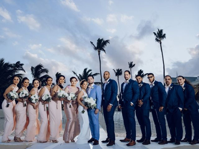 Miguel and Luisa's Wedding in Punta Cana, Dominican Republic 65