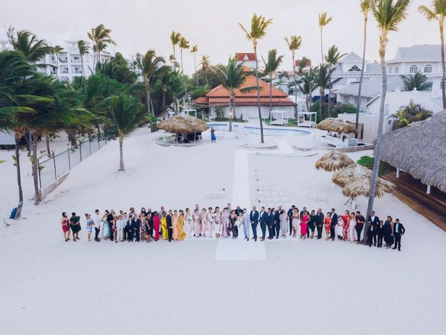 Miguel and Luisa's Wedding in Punta Cana, Dominican Republic 66