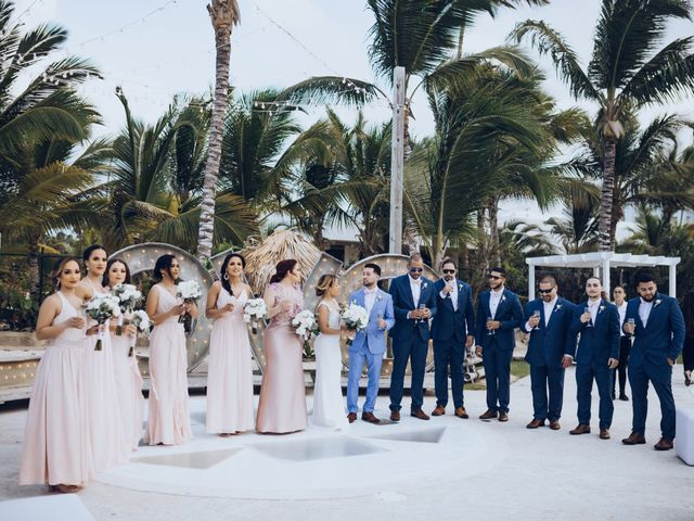 Miguel and Luisa's Wedding in Punta Cana, Dominican Republic 67