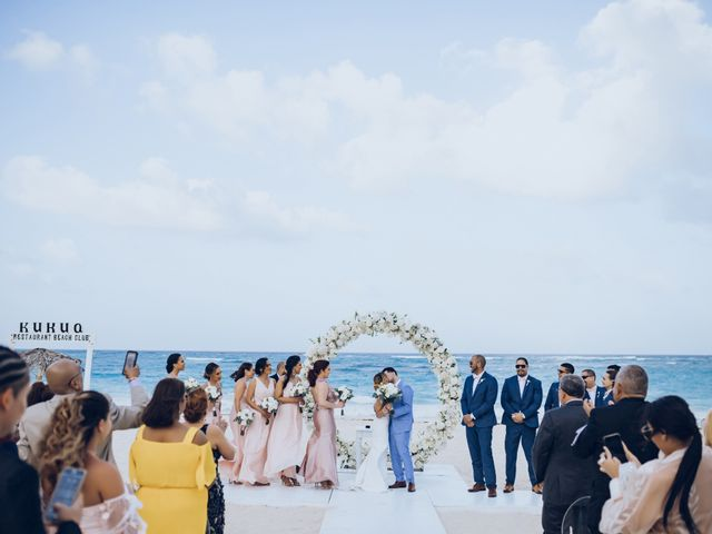 Miguel and Luisa's Wedding in Punta Cana, Dominican Republic 70