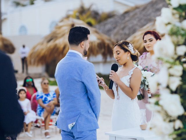 Miguel and Luisa's Wedding in Punta Cana, Dominican Republic 73