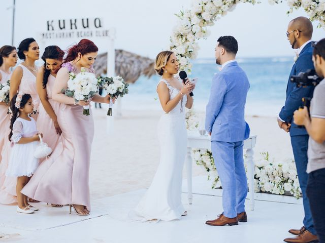 Miguel and Luisa's Wedding in Punta Cana, Dominican Republic 74