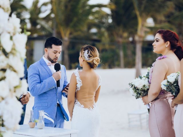 Miguel and Luisa's Wedding in Punta Cana, Dominican Republic 75