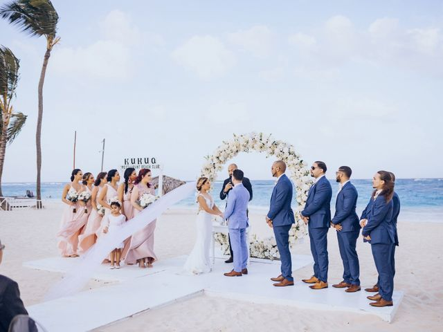 Miguel and Luisa's Wedding in Punta Cana, Dominican Republic 77