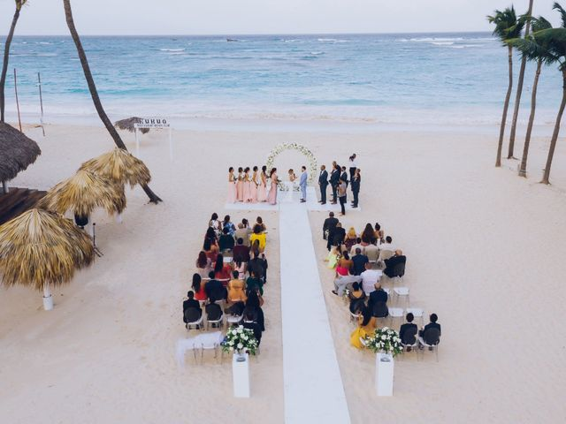 Miguel and Luisa's Wedding in Punta Cana, Dominican Republic 78