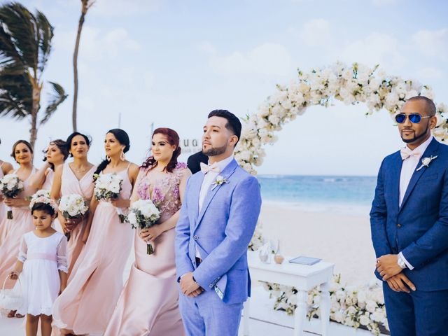 Miguel and Luisa's Wedding in Punta Cana, Dominican Republic 80