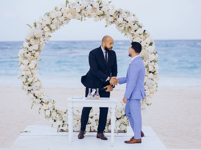 Miguel and Luisa's Wedding in Punta Cana, Dominican Republic 83