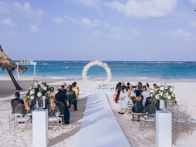Miguel and Luisa's Wedding in Punta Cana, Dominican Republic 90