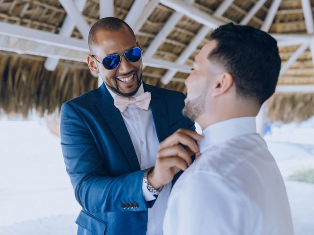 Miguel and Luisa's Wedding in Punta Cana, Dominican Republic 97