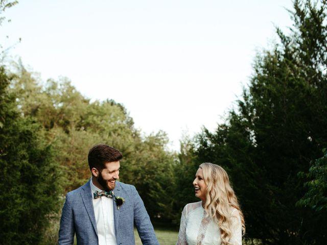 Braydon and Kenzie's Wedding in Nashville, Tennessee 5