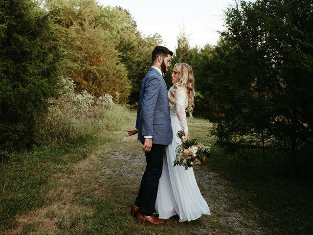 Braydon and Kenzie's Wedding in Nashville, Tennessee 1