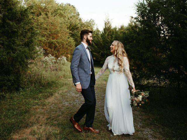 Braydon and Kenzie's Wedding in Nashville, Tennessee 2