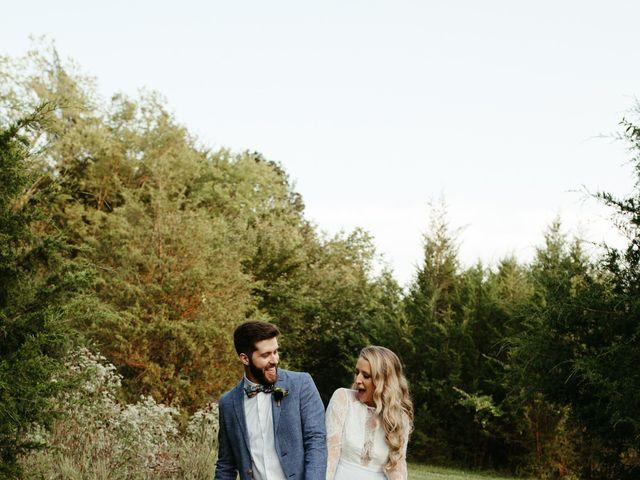 Braydon and Kenzie's Wedding in Nashville, Tennessee 6