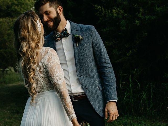 Braydon and Kenzie's Wedding in Nashville, Tennessee 8