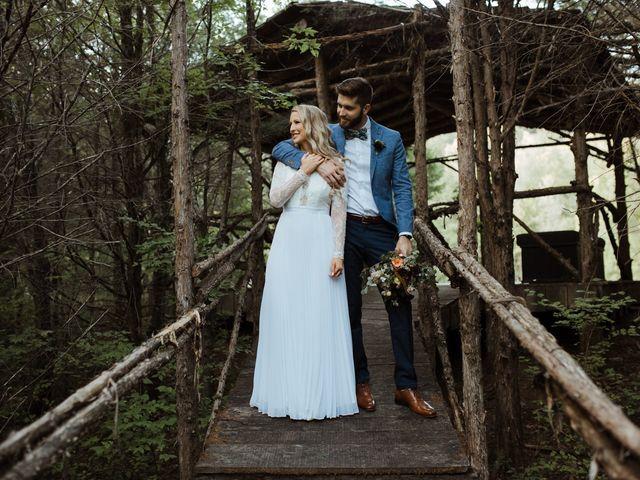 Braydon and Kenzie's Wedding in Nashville, Tennessee 23