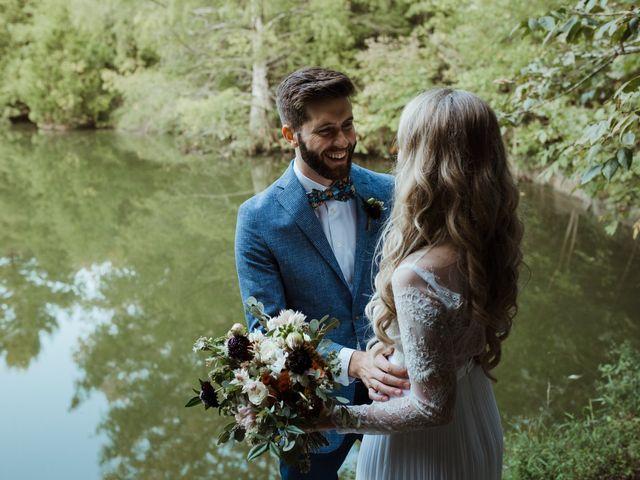Braydon and Kenzie's Wedding in Nashville, Tennessee 34