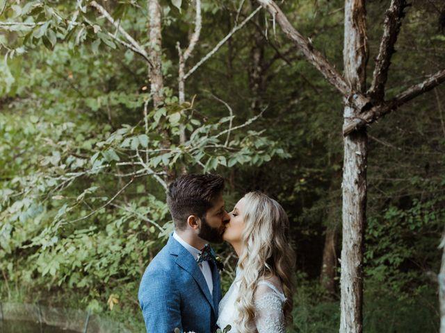 Braydon and Kenzie's Wedding in Nashville, Tennessee 35
