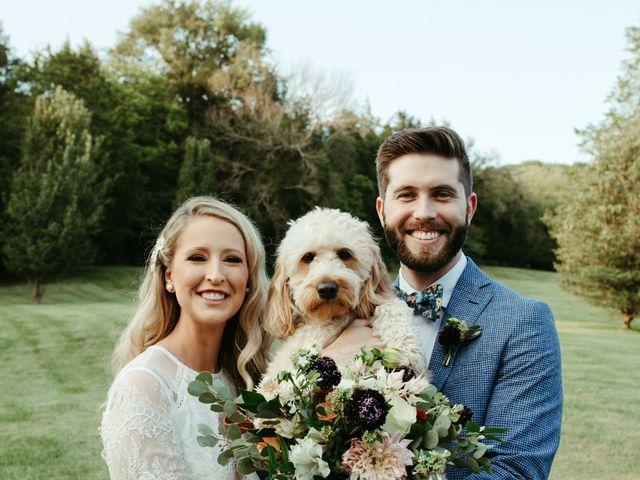Braydon and Kenzie's Wedding in Nashville, Tennessee 42