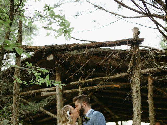 Braydon and Kenzie's Wedding in Nashville, Tennessee 44