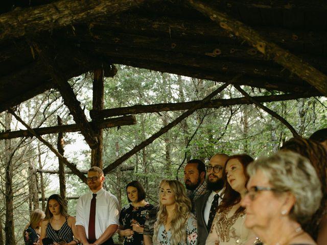 Braydon and Kenzie's Wedding in Nashville, Tennessee 56