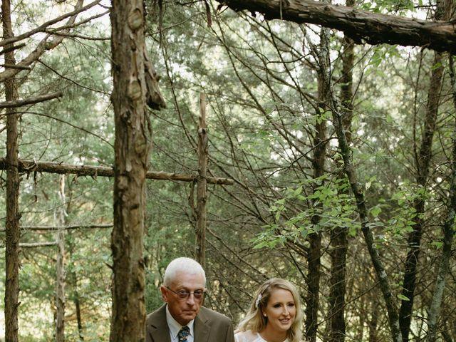Braydon and Kenzie's Wedding in Nashville, Tennessee 60
