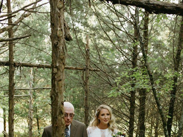 Braydon and Kenzie's Wedding in Nashville, Tennessee 61