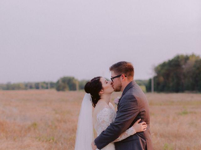 kobe and Lakyn's Wedding in Wichita, Kansas 4