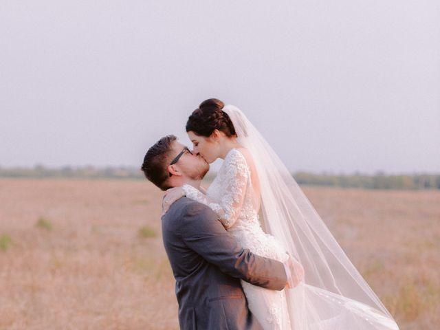 kobe and Lakyn's Wedding in Wichita, Kansas 5