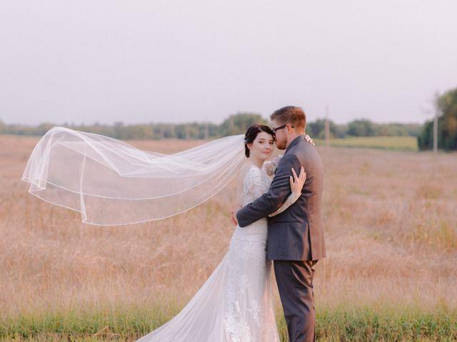 kobe and Lakyn's Wedding in Wichita, Kansas 6