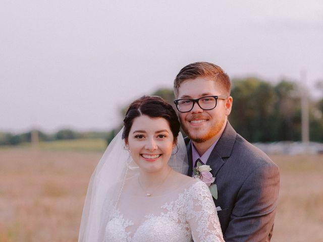 kobe and Lakyn's Wedding in Wichita, Kansas 7