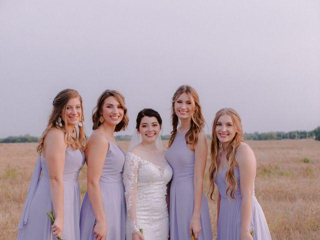 kobe and Lakyn's Wedding in Wichita, Kansas 8