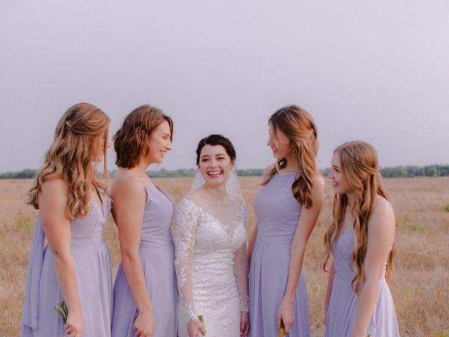 kobe and Lakyn's Wedding in Wichita, Kansas 9