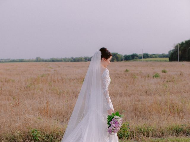 kobe and Lakyn's Wedding in Wichita, Kansas 10