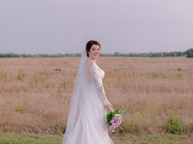 kobe and Lakyn's Wedding in Wichita, Kansas 11