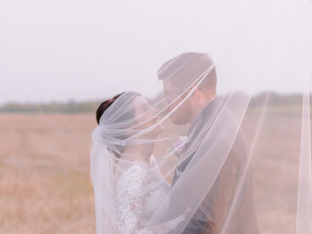 kobe and Lakyn's Wedding in Wichita, Kansas 1