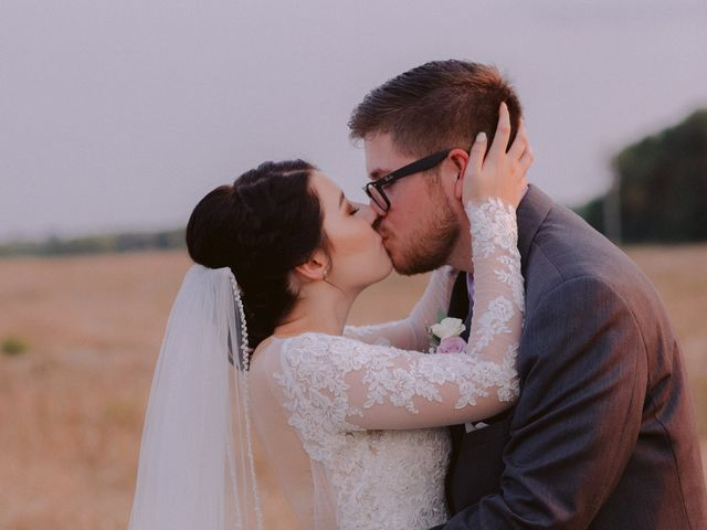 kobe and Lakyn's Wedding in Wichita, Kansas 14