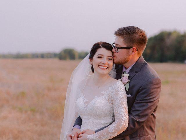 kobe and Lakyn's Wedding in Wichita, Kansas 15
