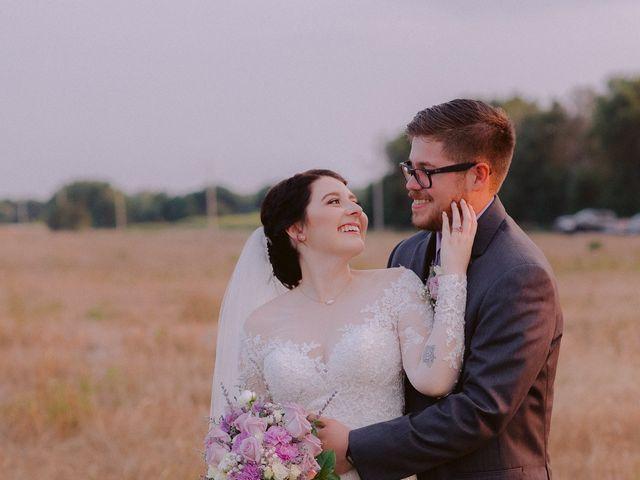 kobe and Lakyn's Wedding in Wichita, Kansas 16