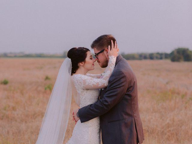 kobe and Lakyn's Wedding in Wichita, Kansas 17