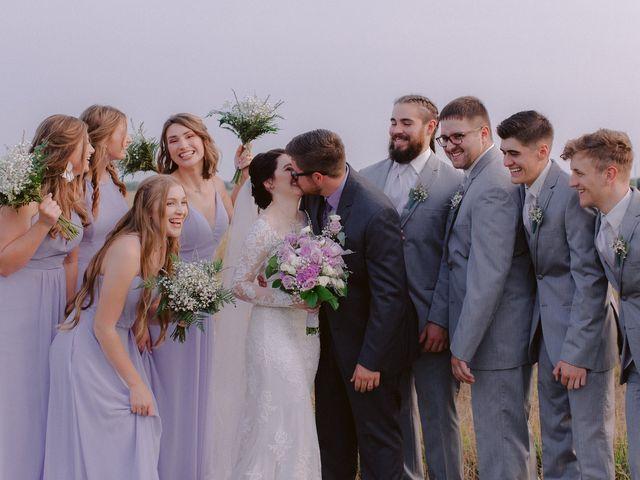 kobe and Lakyn's Wedding in Wichita, Kansas 18