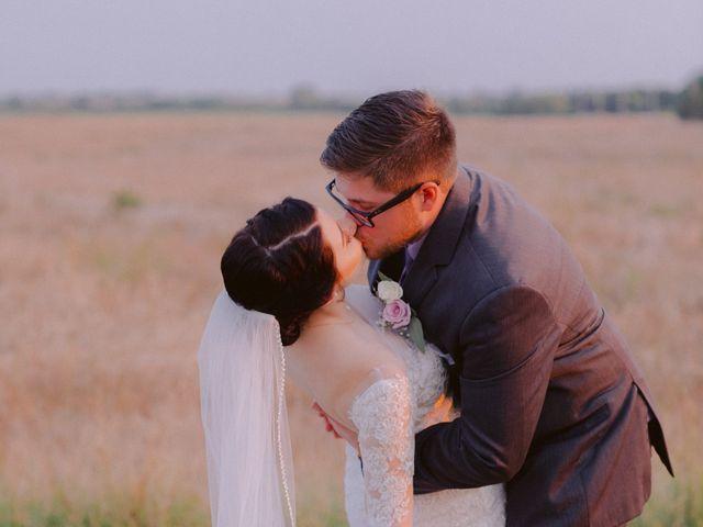 kobe and Lakyn's Wedding in Wichita, Kansas 22
