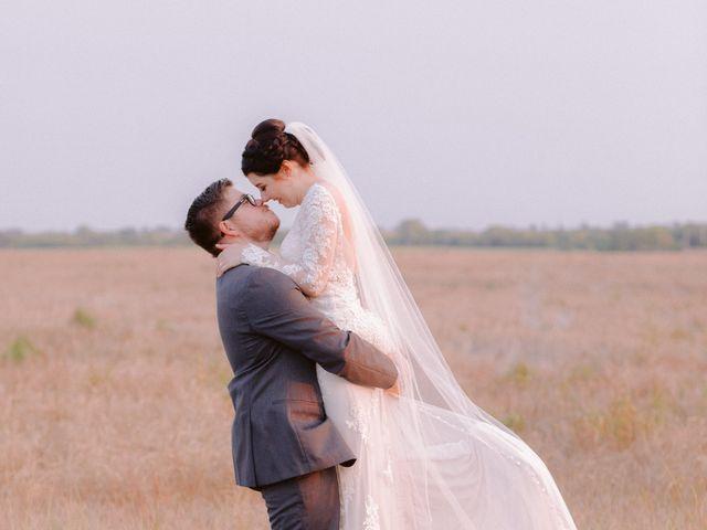 kobe and Lakyn's Wedding in Wichita, Kansas 23