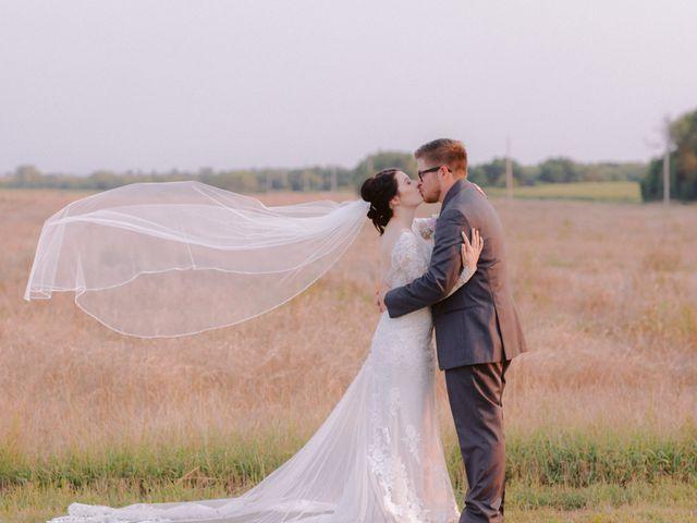 kobe and Lakyn's Wedding in Wichita, Kansas 24