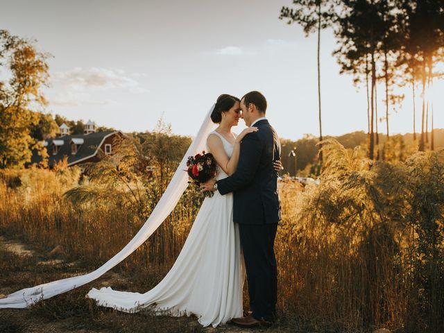 The wedding of Olani and Tim