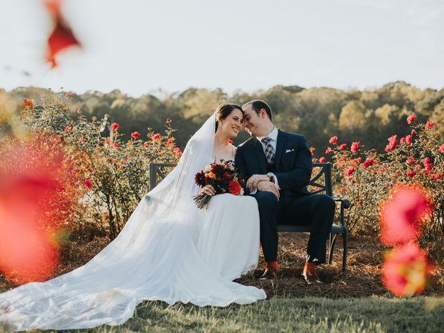 Tim and Olani's Wedding in Raleigh, North Carolina 4