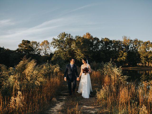 Tim and Olani's Wedding in Raleigh, North Carolina 2