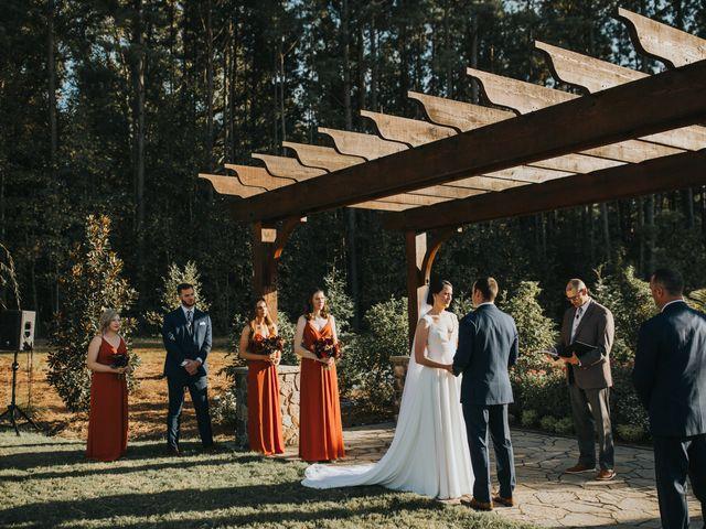 Tim and Olani's Wedding in Raleigh, North Carolina 12