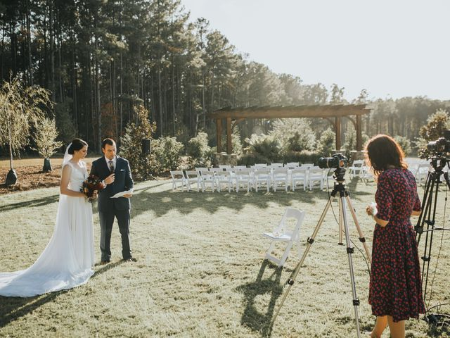 Tim and Olani's Wedding in Raleigh, North Carolina 28