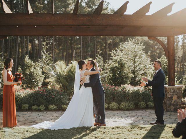 Tim and Olani's Wedding in Raleigh, North Carolina 29
